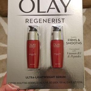 Olay regenerist ultra-lightweight serum